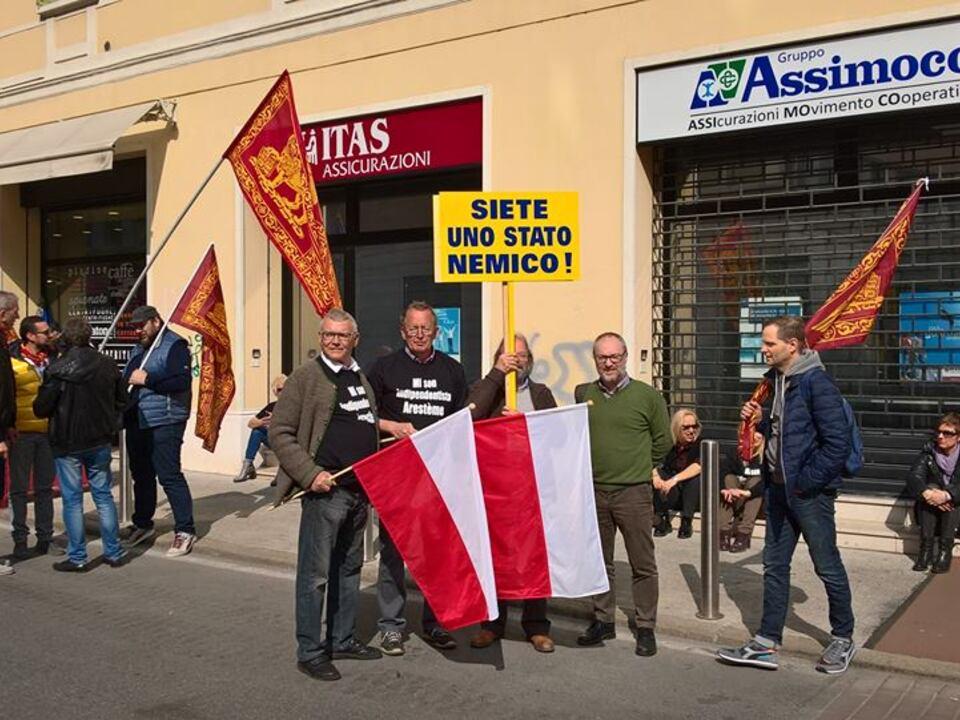 Brescia 2017 Solidarität B