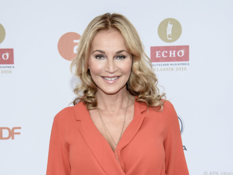 Caroline Beil ist mit 50 Jahren noch einmal schwanger geworden