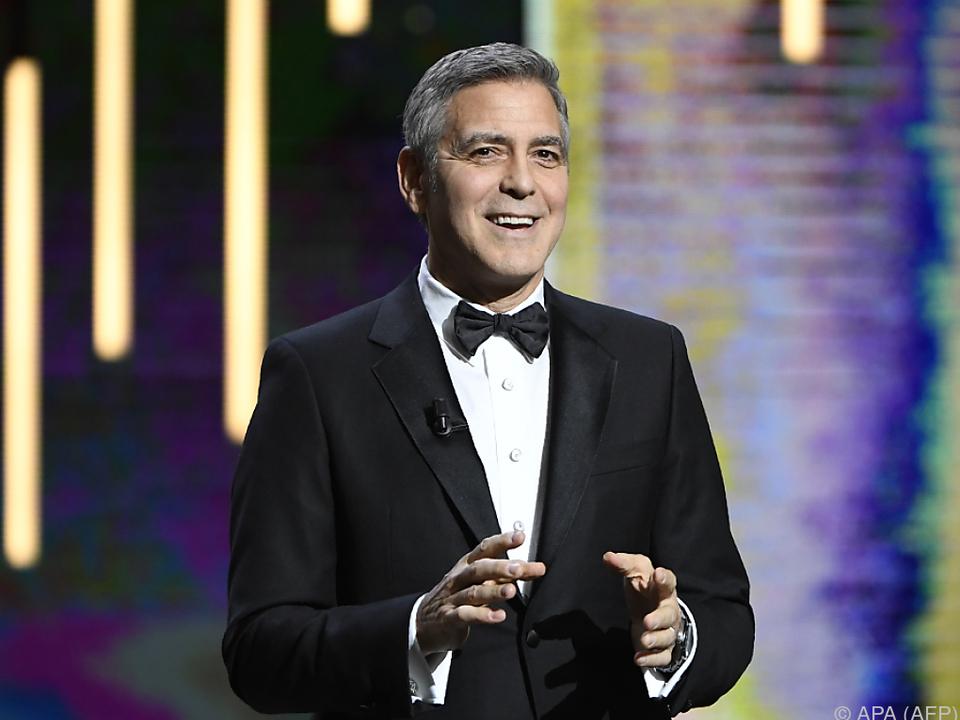 Clooney kehrt in doppelter Rolle auf die Leinwand zurück