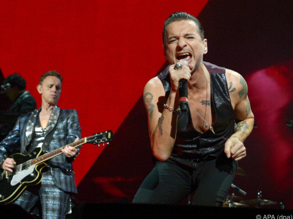 Depeche Mode-Sänger wurde von Bowie zur Musik gebracht