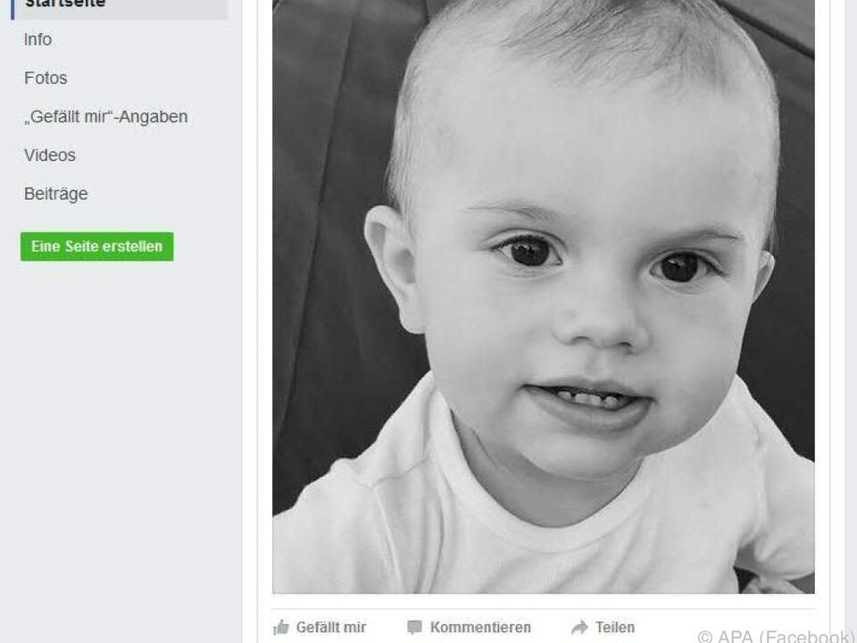Der kleine Schweden-Prinz ist bereits ein Jahr alt