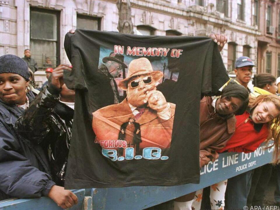 Der Mord an Notorious B.I.G. ist noch immer ungeklärt