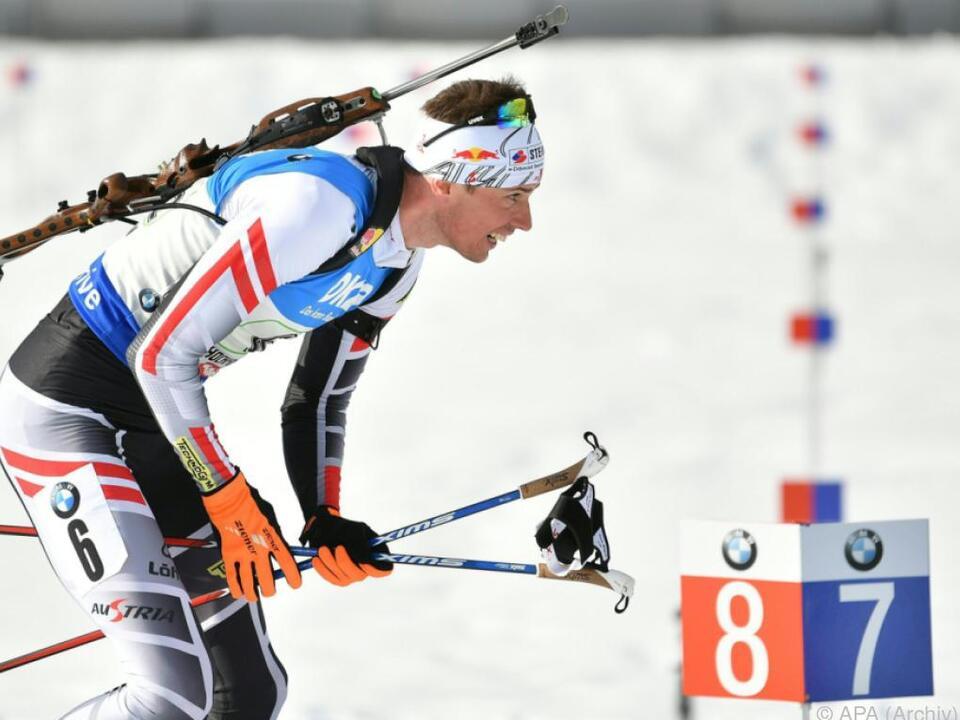 Der Salzburger feierte seinen zweiten Saisonsieg