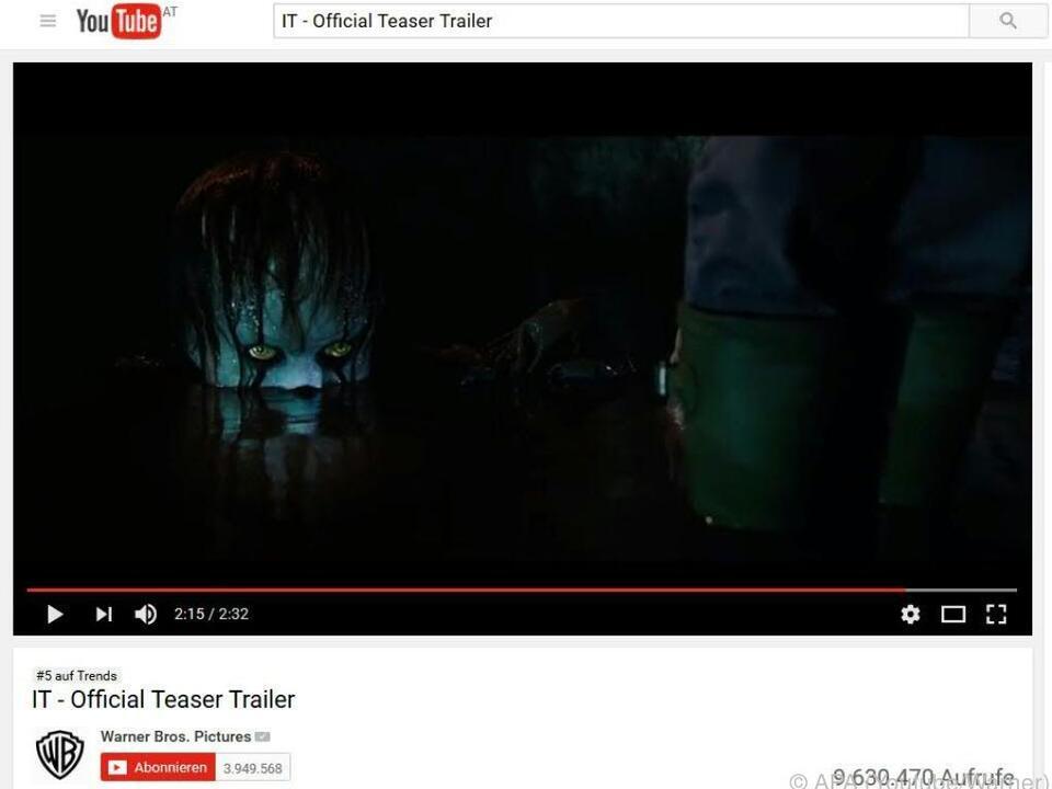 Der Trailer sorgt im Netz für Furore