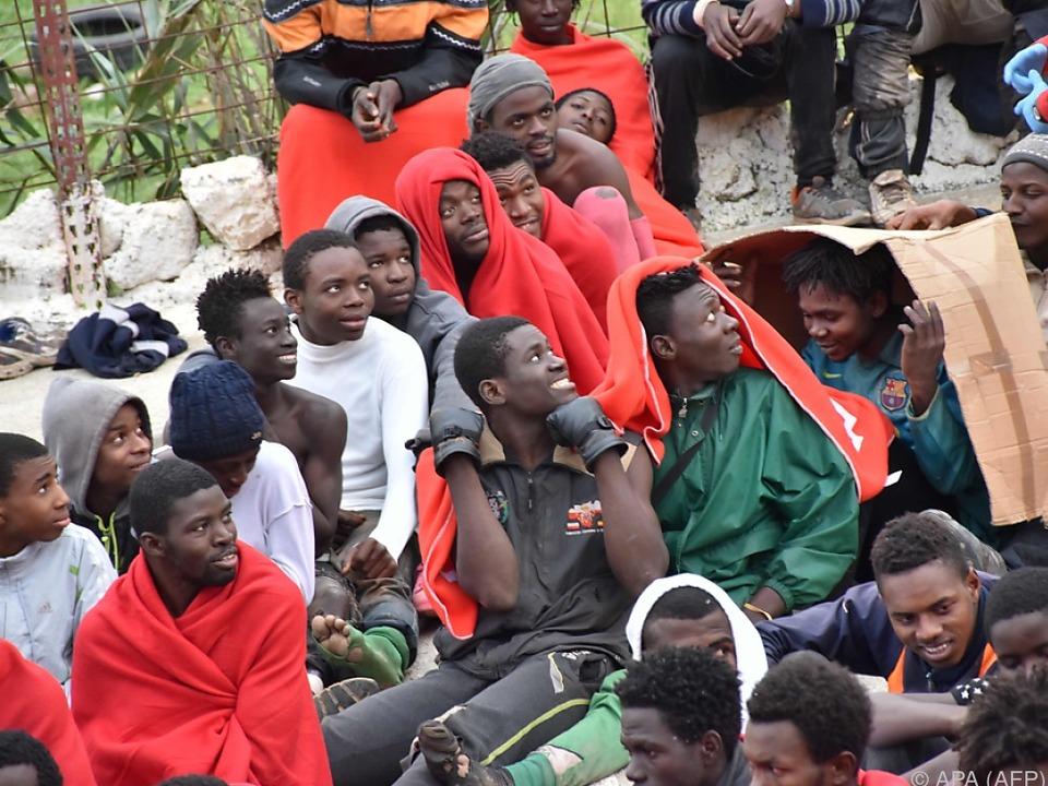 Die Ärmsten können sich Migration nicht leisten