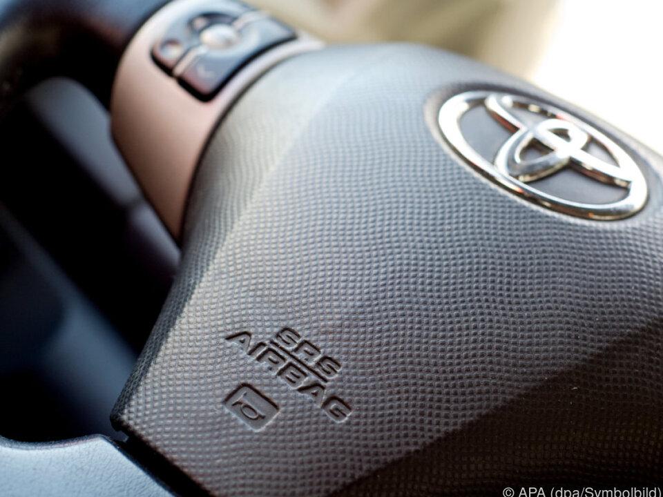 Die Airbags machen weiter Probleme