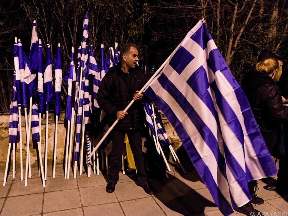 Die griechische Wirtschaft geriet zuletzt wieder ins Stocken