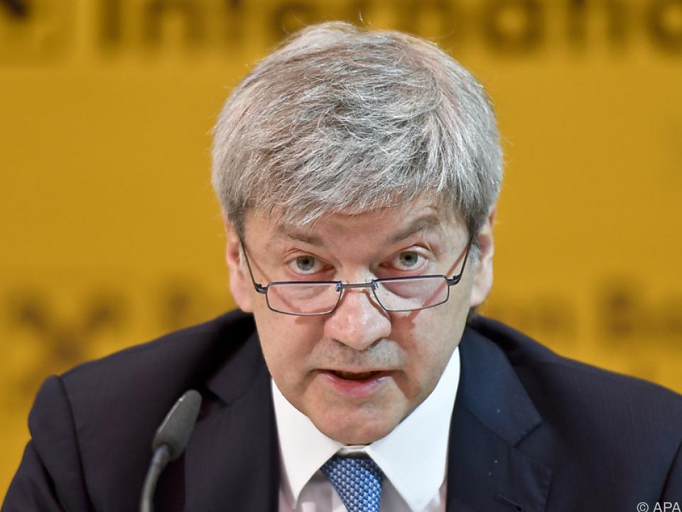 Die RBI will mehr Kredite vergeben