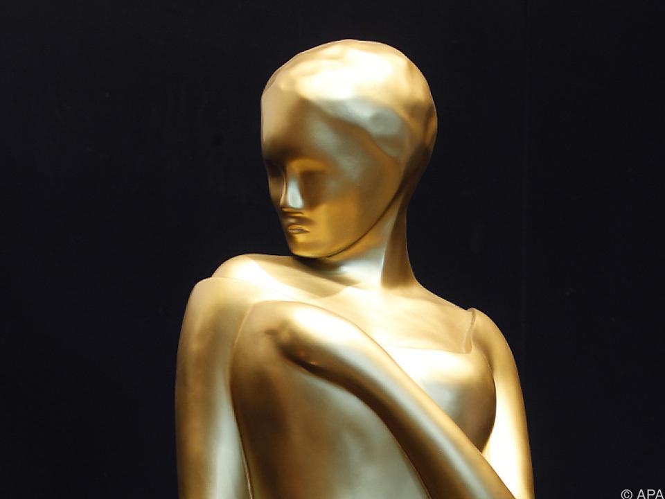 Die Romy wird am 22. April in der Wiener Hofburg verliehen