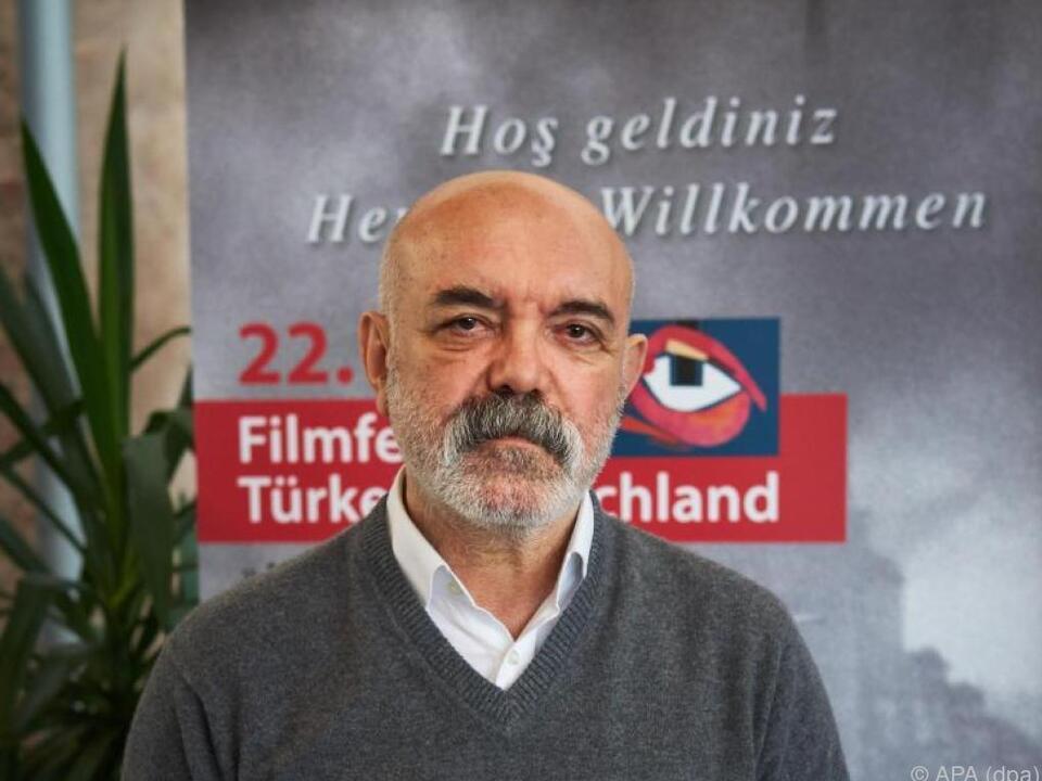 Drehbuchautor Ercan Kesal beim Filmfestival Türkei Deutschland
