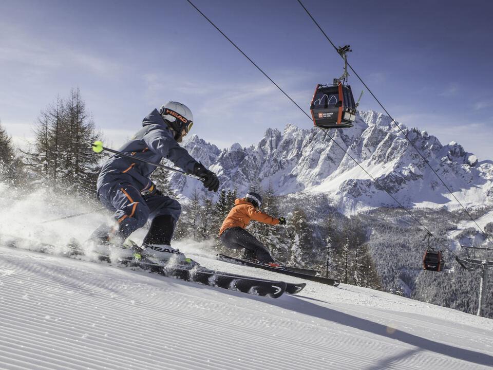 Drei Zinnen Ski Sexten