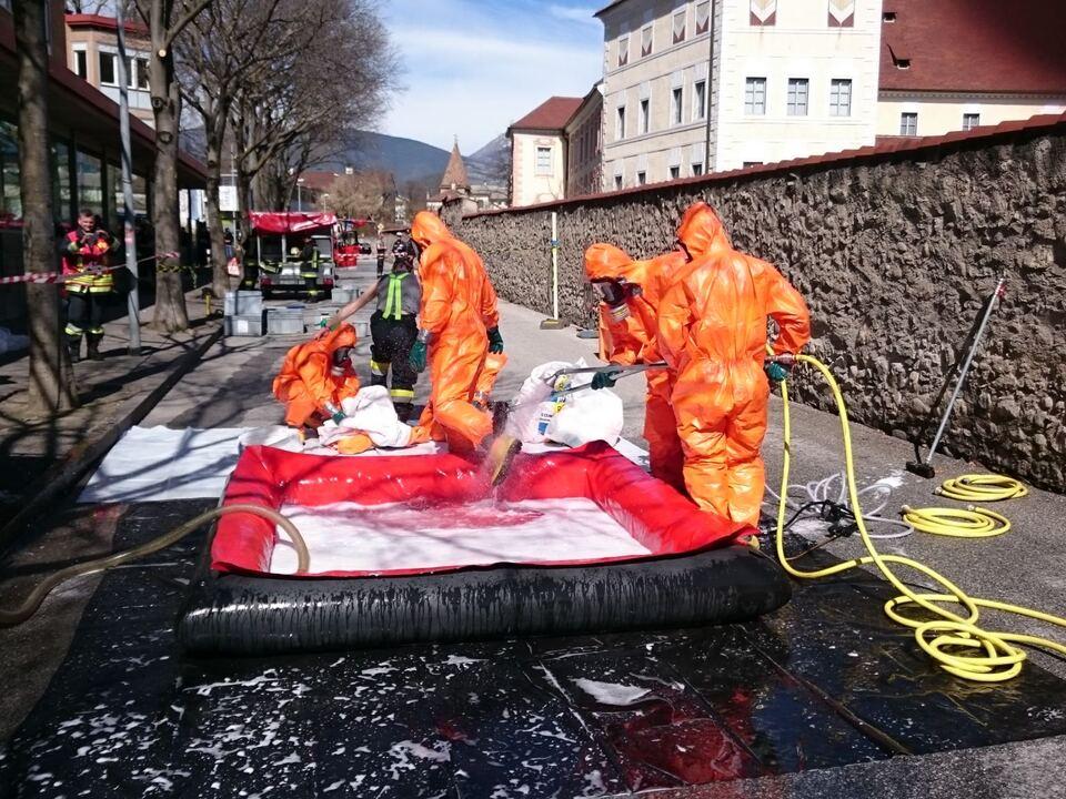 Freiwillige Feuerwehr Brixen Chemie