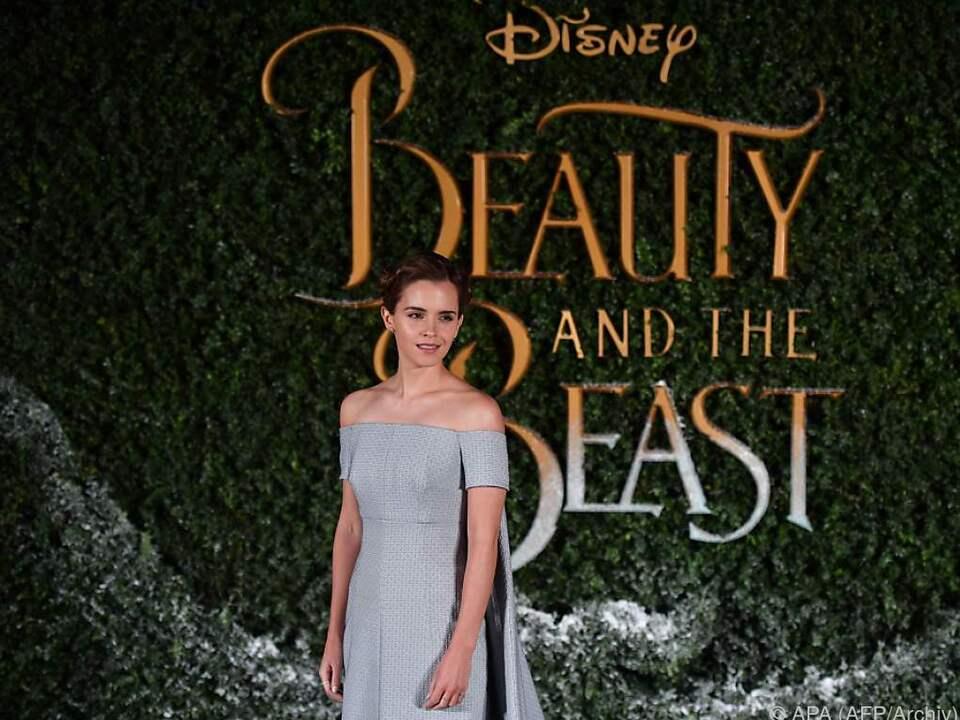 Emma Watson fühlte sich als Prinzessin
