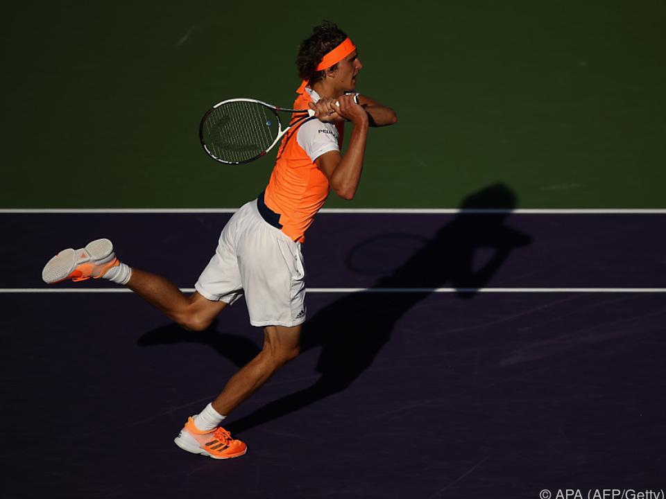 Federer und Nadal bestreiten Finale in Miami