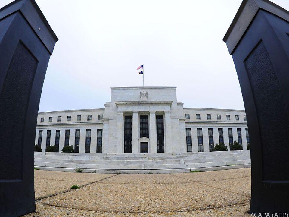 Federal Reserve strafft ihre Geldpolitik