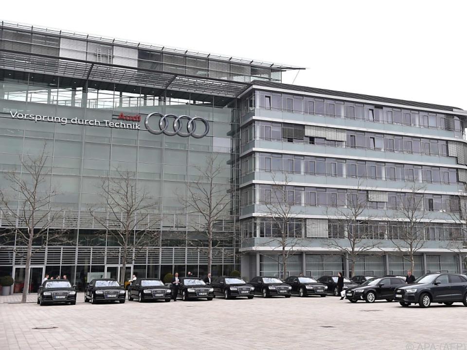 Großrazzia bei Audi sorgt für Unmut in der VW-Zentrale