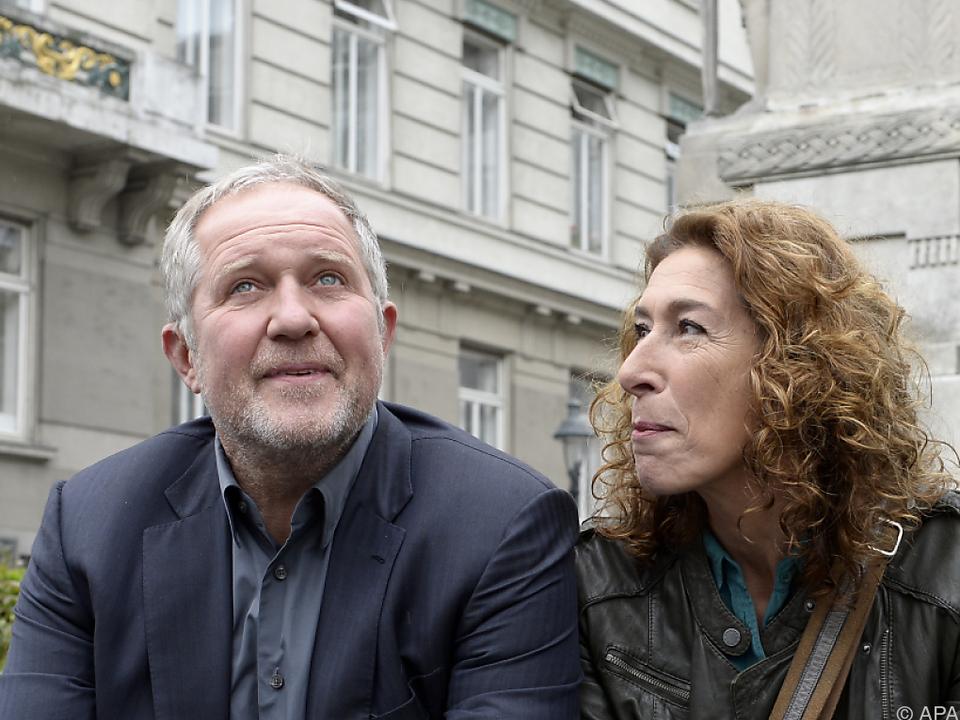 Harald Krassnitzer und Adele Neuhauser drehen wieder in Wien