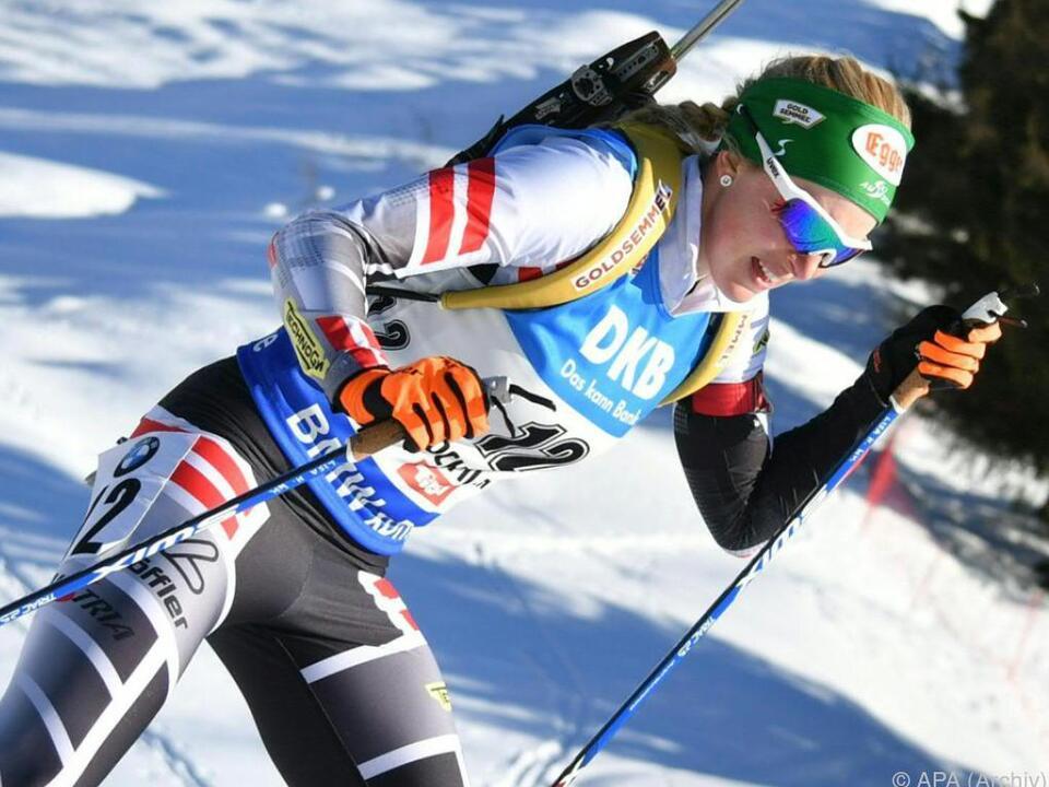 Hauser stellte ihr bestes Weltcup-Resultat ein