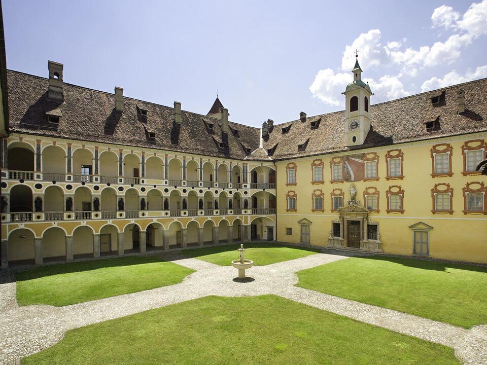 Hofburg Brixen_Innenhof