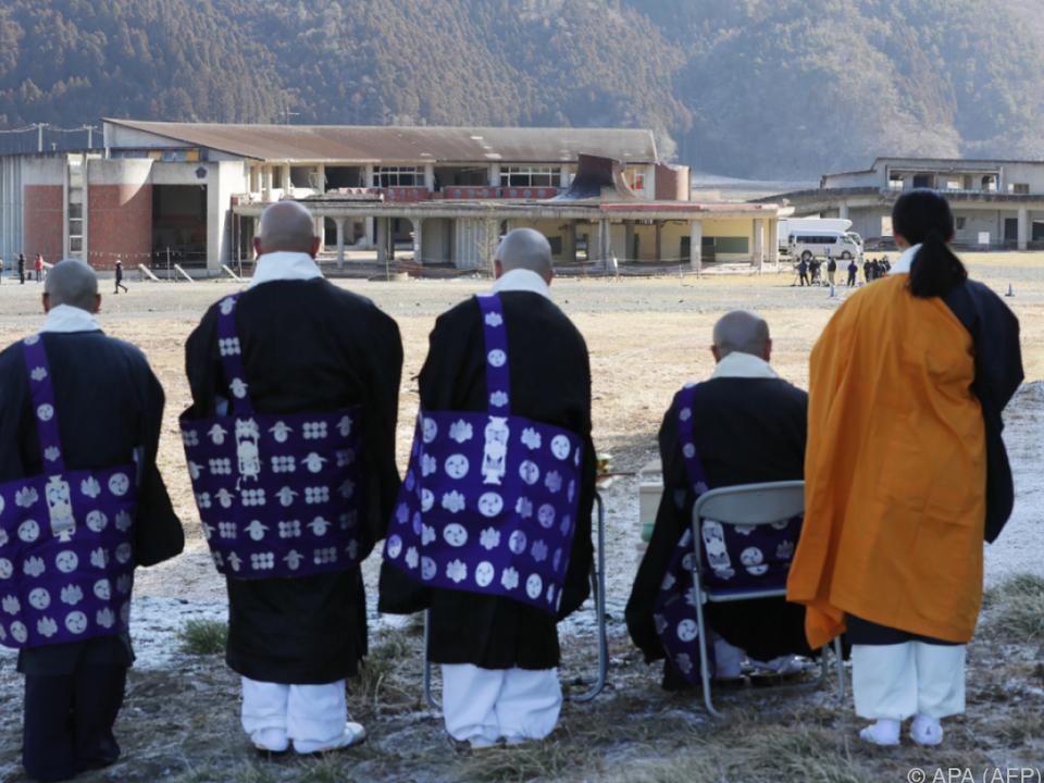 In Fukushima war es am 11. März zur Kernschmelze gekommen
