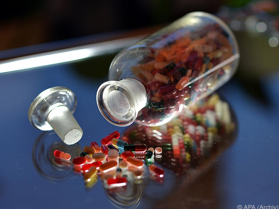 In Vorarlberg und Oberösterreich stieß auf derartige Fälle pillen medikament apotheke medizin