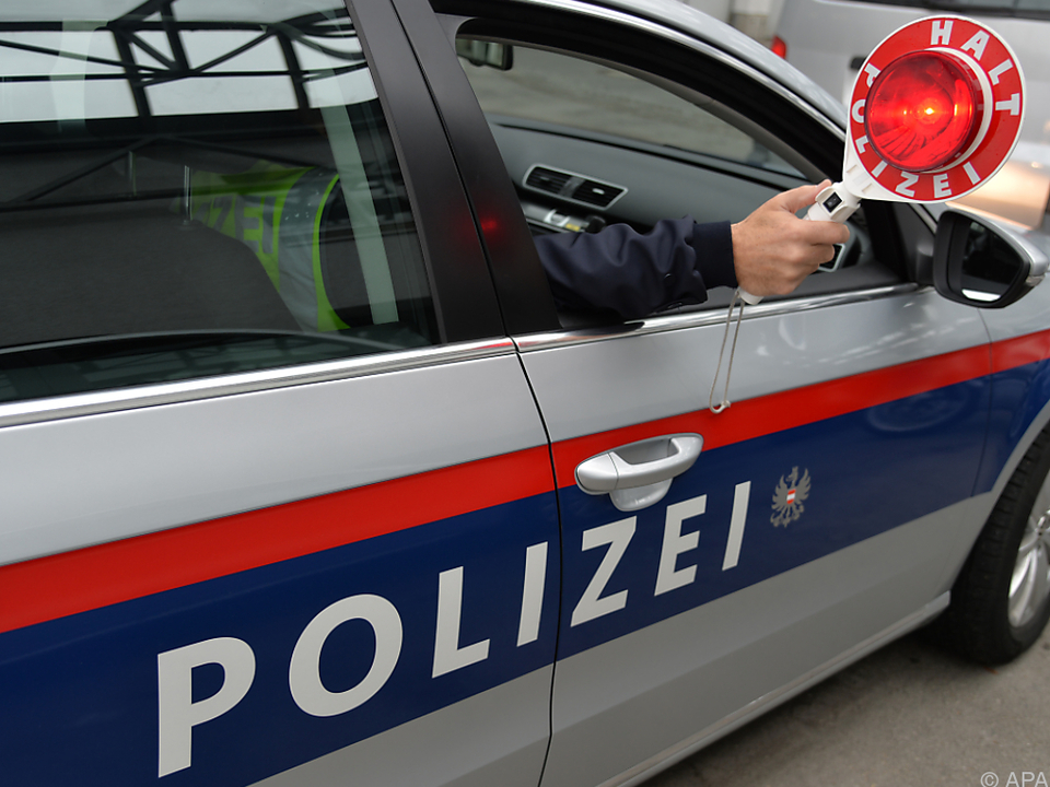 Intensive Verkehrskontrollen in Meidling