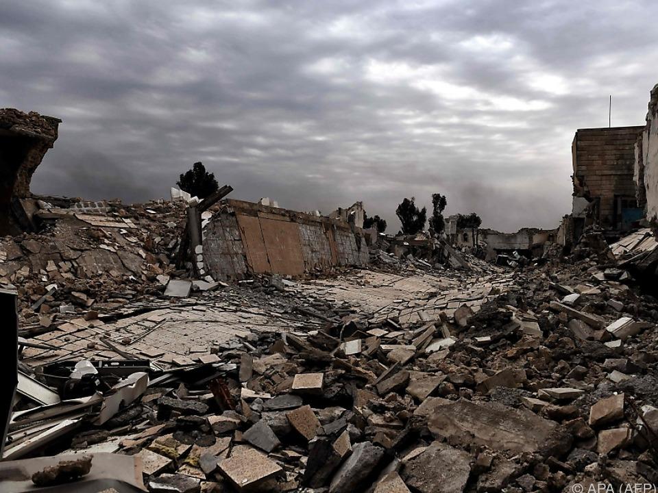 Irakische Truppen nehmen immer mehr von Mosul ein