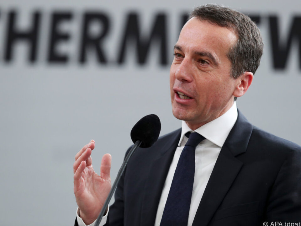 Kern will gemeinsame EU-Vorgehensweise
