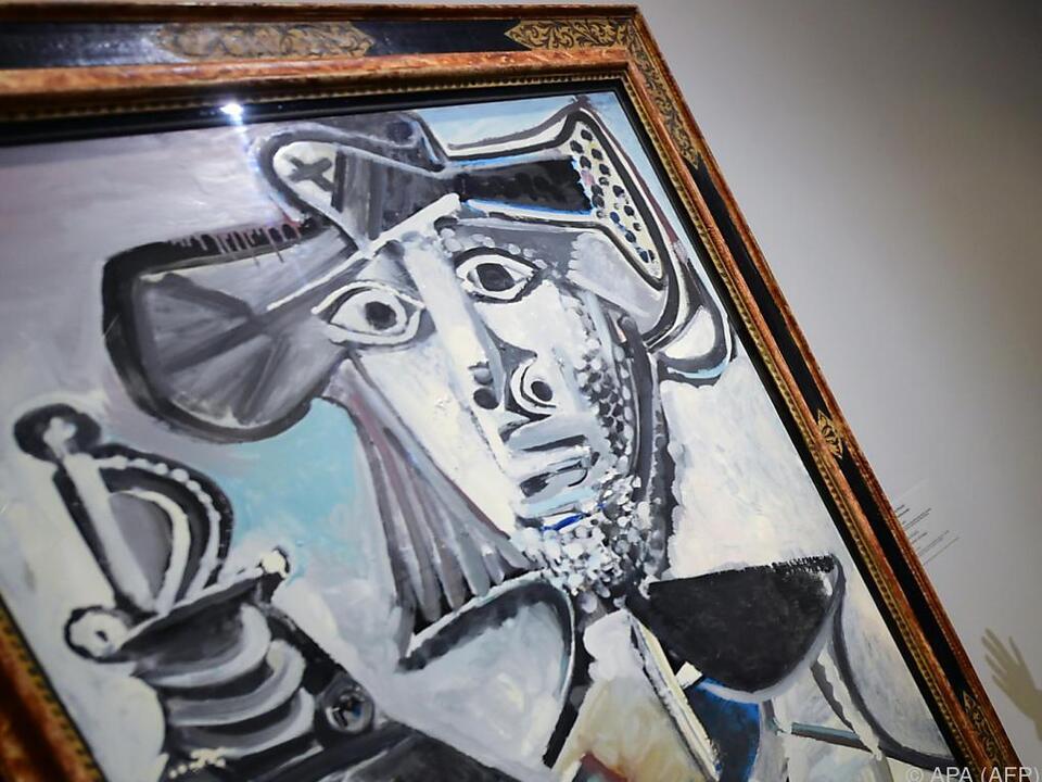 Künstler stellte seine Modelle häufig sehr frei dar