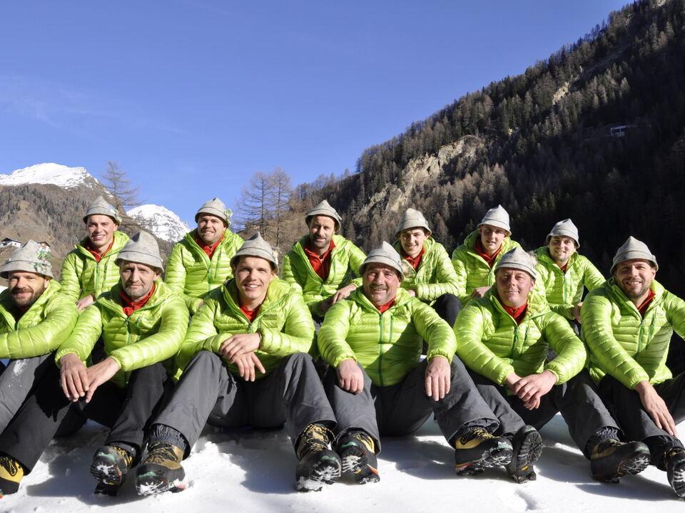 Mannschaft Eisturm Rabenstein 2016