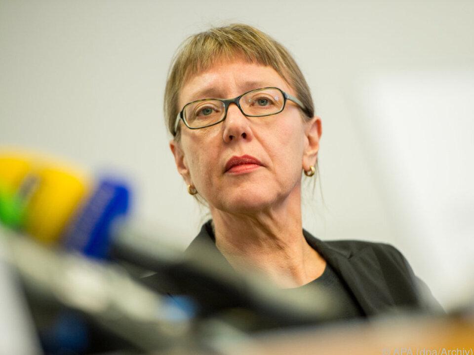 Meike Hoffmann koordiniert das Projekt