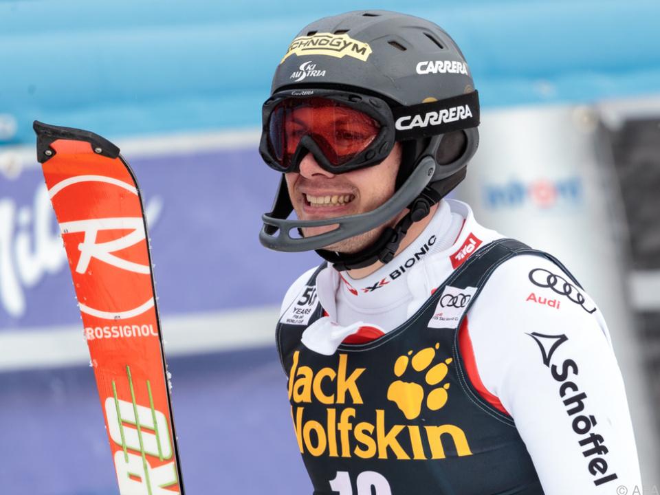 Michael Matt wird das ÖSV-Team vertreten