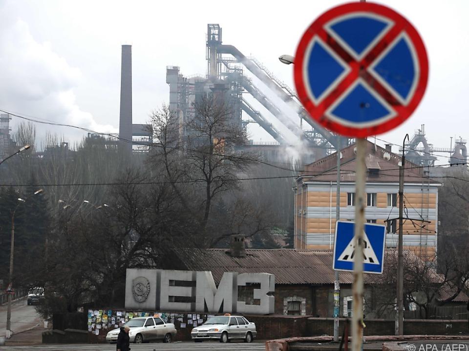 Mit der Ukraine soll es wieder aufwärts gehen