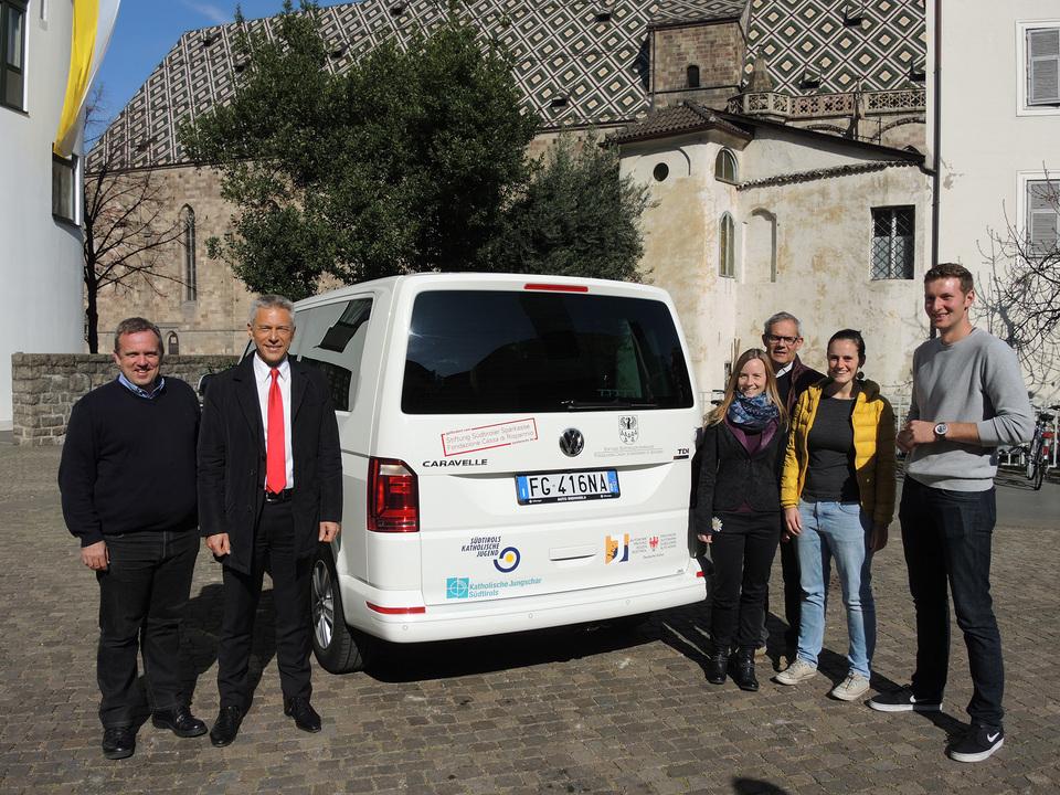 Neue Vereinsbus SKJ KJS