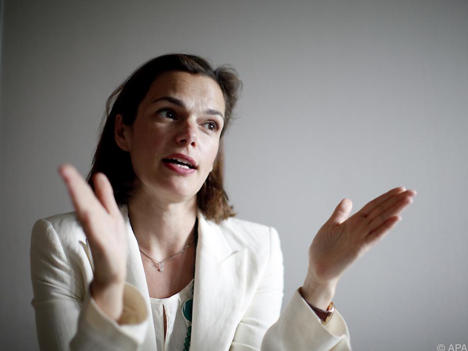 Pamela Rendi-Wagner wird neue Ministerin