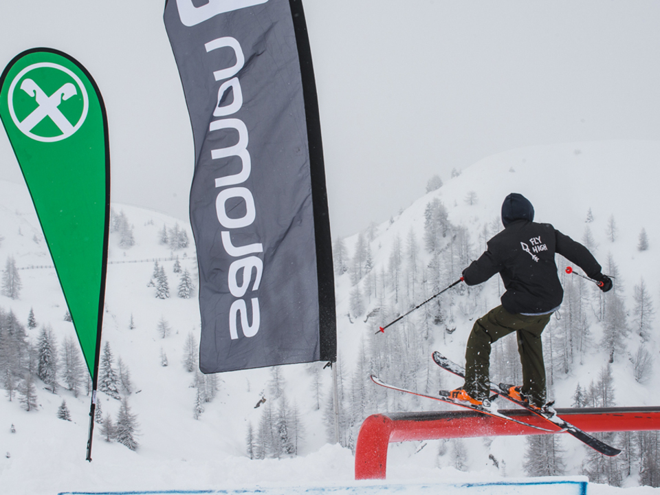 slopestyle Meran 2000