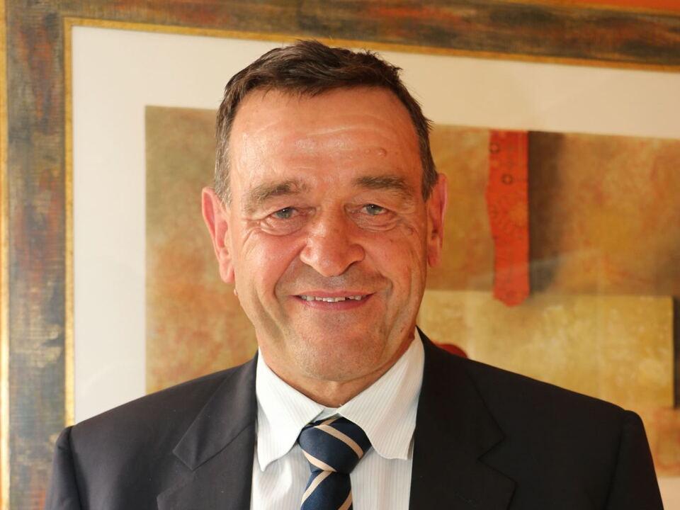 Gottfried Schgaguler Ortsobmann HGV Kastelruth/Seis