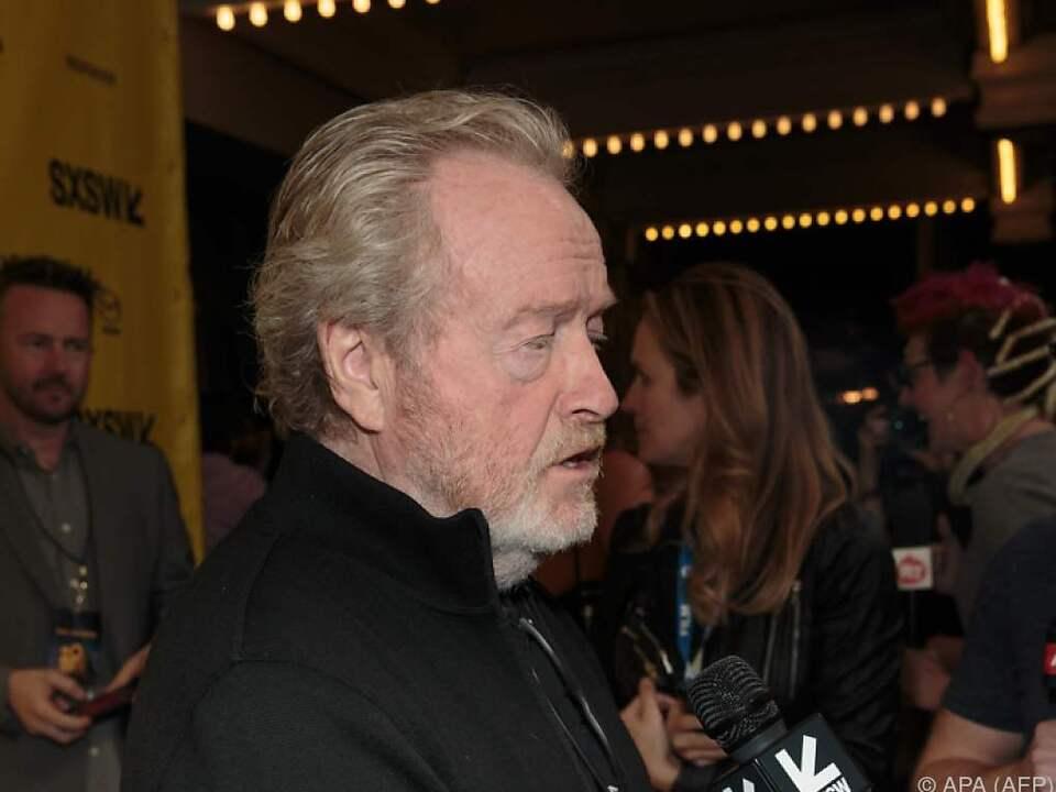 Ridley Scott führt bei \