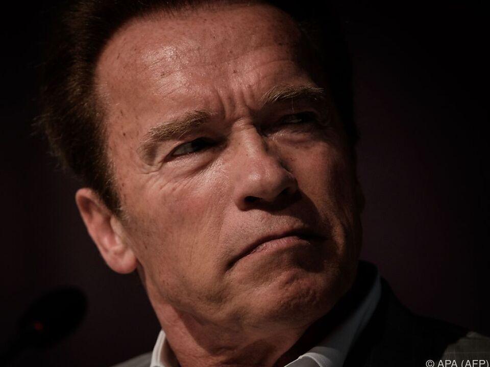 Schwarzenegger hört als TV-Moderator auf