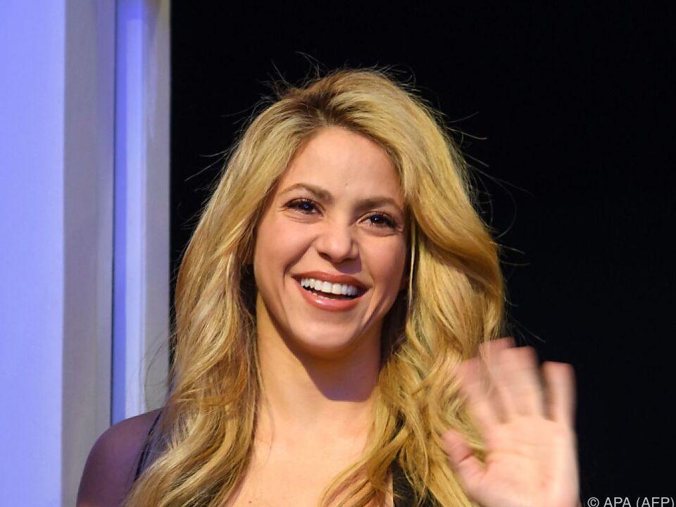 Shakira schwieg vorerst zu den Vorwürfen