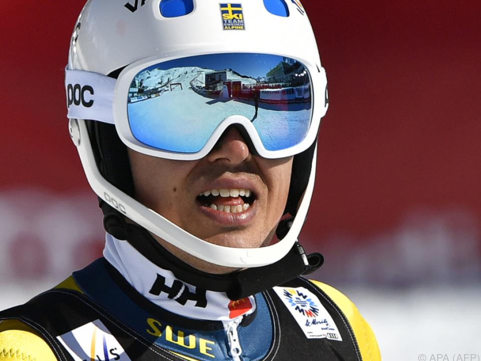 Siebenter Weltcupsieg für den Schweden