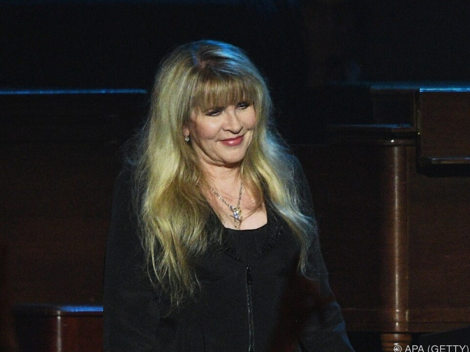 Stevie Nicks will nicht mit dem Arbeiten aufhören