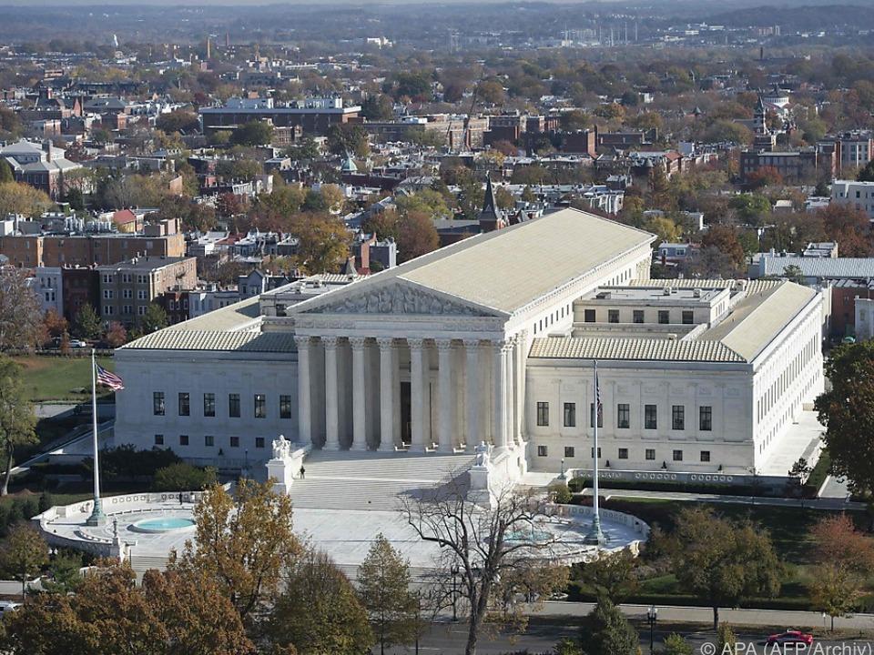 Supreme Court änderte geltende Praxis
