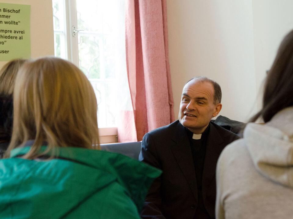 TheoTag Brixen/Bischof Ivo Muser
