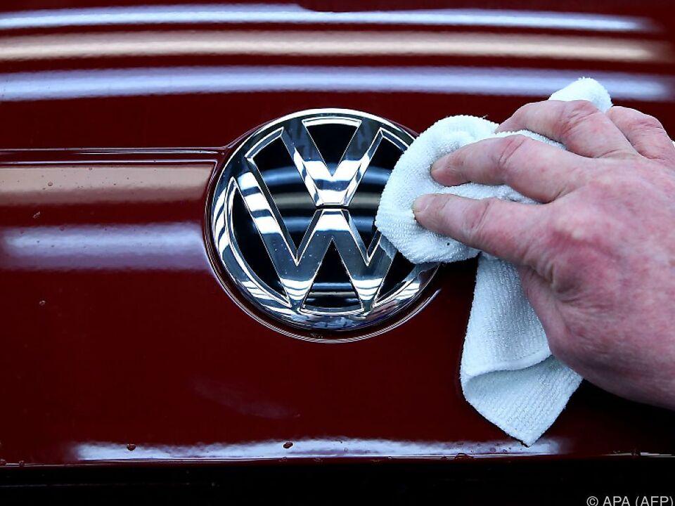 Volkswagen gestand Schuld ein