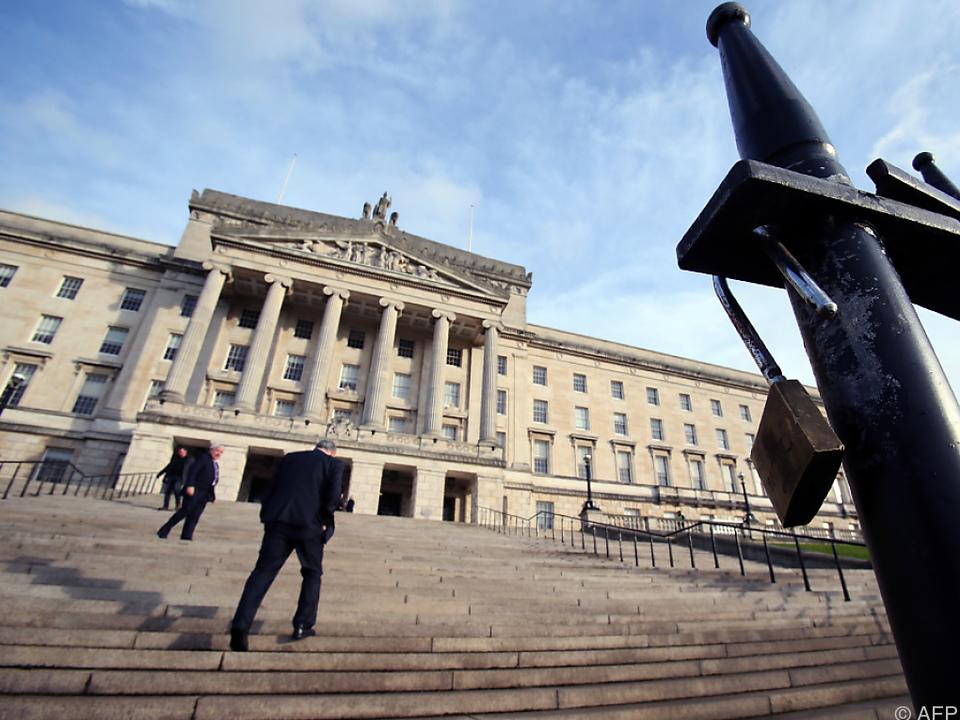Wer hält zukünftig die Mehrheit im nordirischen Parlament?