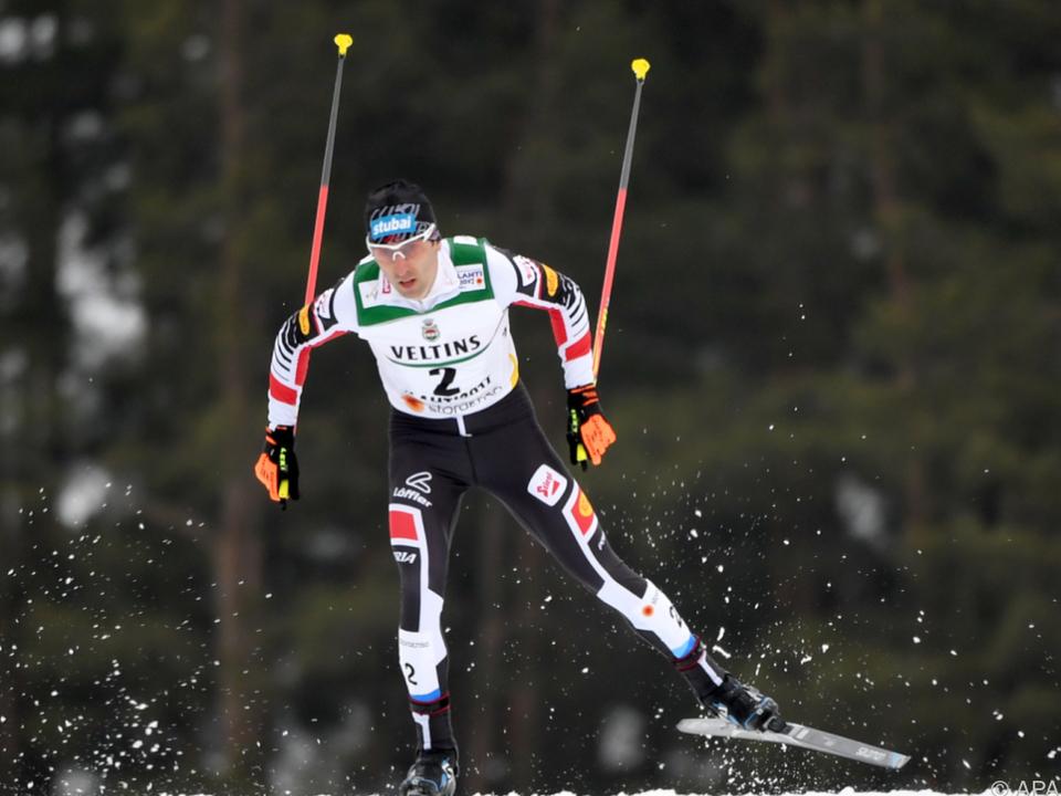 Wilhelm Denifl will den Medaillengewinn von 2013 wiederholen