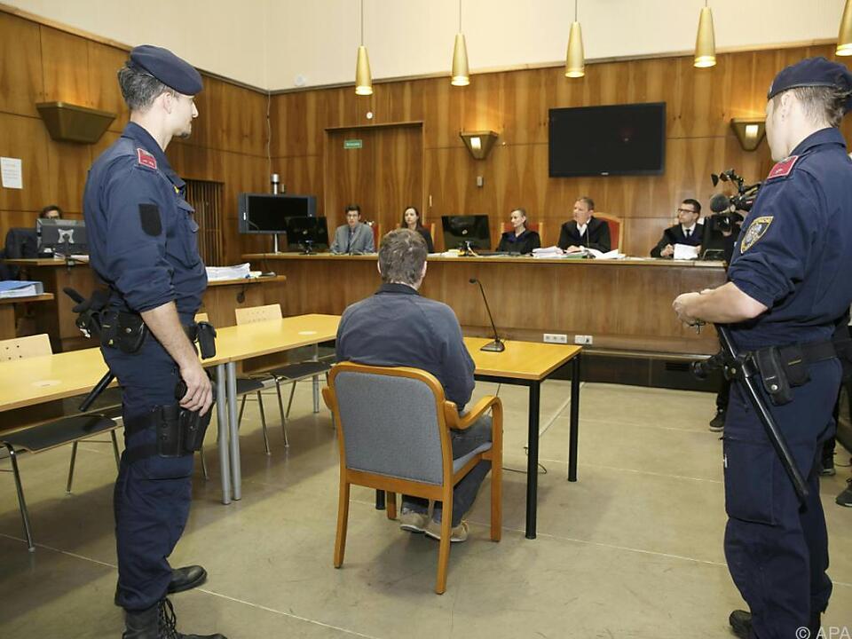 20 Jahre Haft für den 40-Jährigen