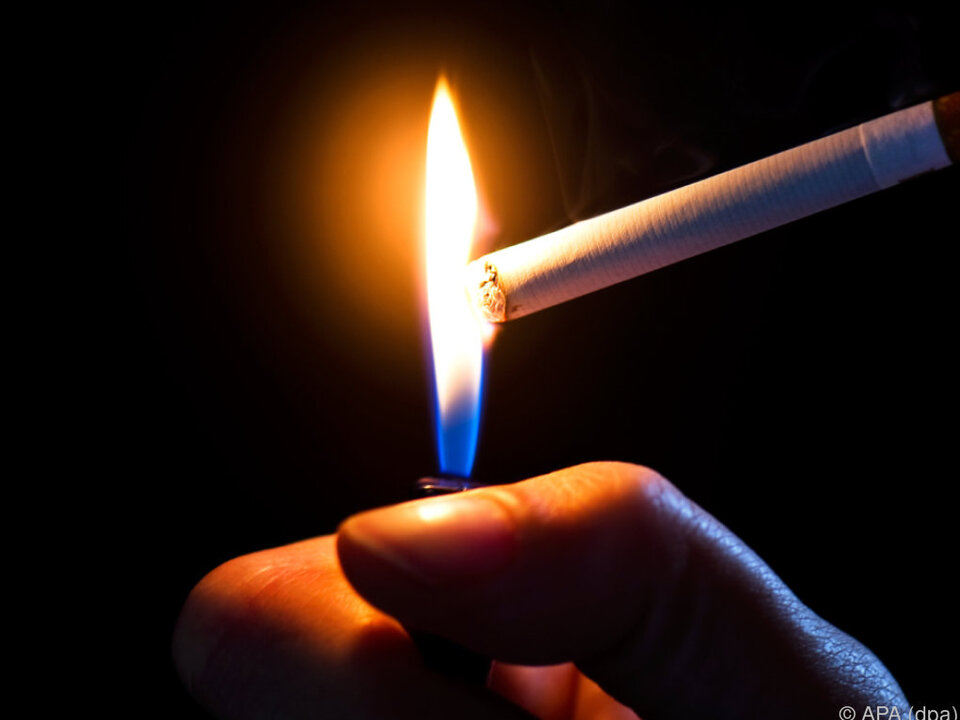 2015 starben rund 6,4 Millionen Menschen an den Folgen des Rauchens zigarette