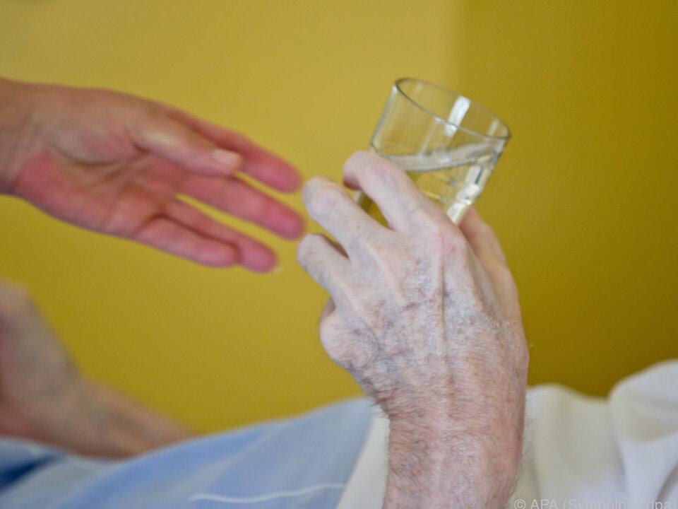 24-Stunden-Betreuung wichtiger Pflegebestandteil
